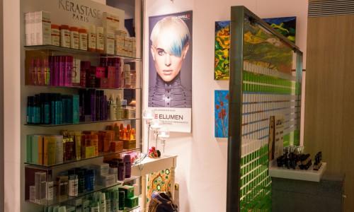 Skanda peluquería - Productos